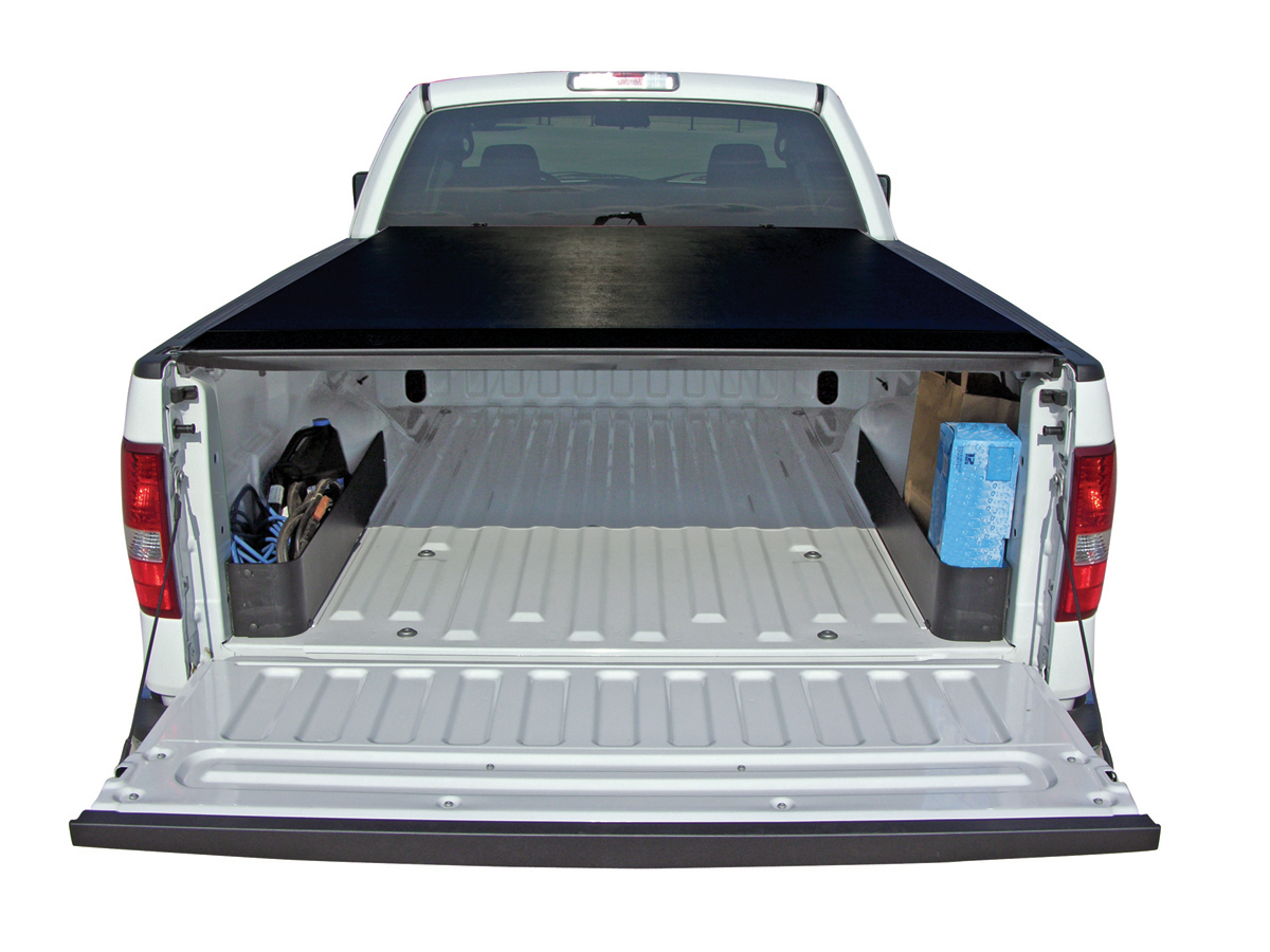 Truck bed cargo storage bing images - Truck bed storage ideas ...