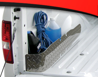 Truck bed storage pockets by access - Truck bed storage ideas ...