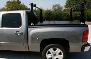 Folding Tonneau with Rack System