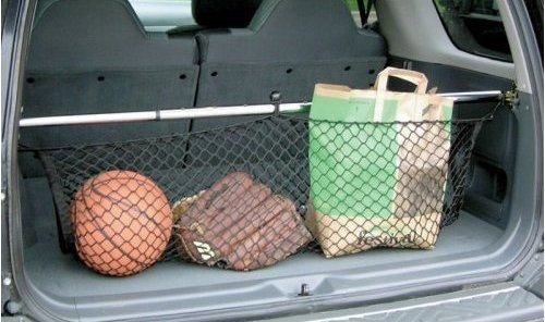 Cargo Bar and Cargo Net by Truck Stop