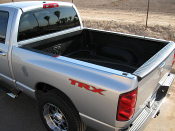 Truck Bed Rail Caps By Innovative Creations
