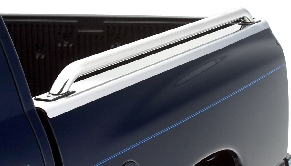 Stainless Tube Truck Bed Side Rails