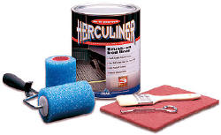 Do It Yourself Bed Liner Herculiner