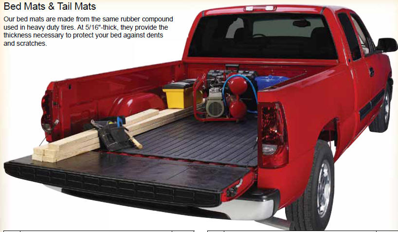 Truck bed liners and mats solutioingenieria Gallery
