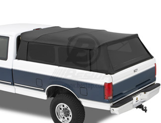 Fabric Truck Bed Tops
