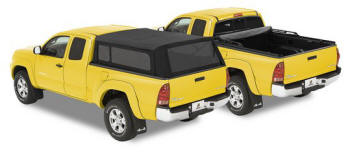 Supertop Retractable Truck Topper
