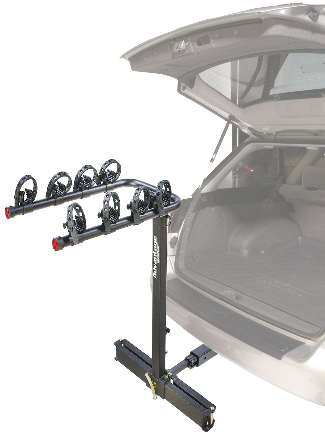 Bike Racks For Receiver deluxe bike carrier is a