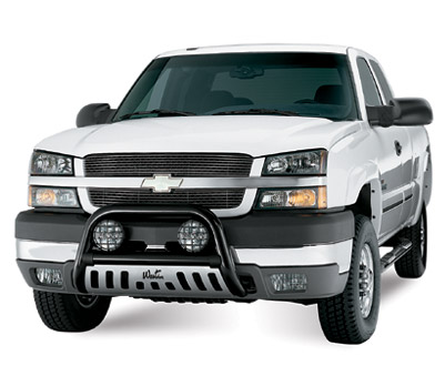 Westin ultimate bull bar for trucks the 3 stainless steel model aloadofball Image collections