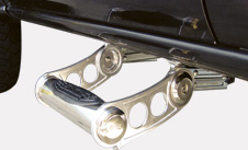 Adjustable Truck Side Steps