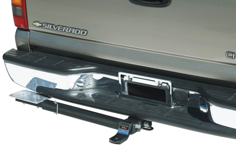 Truck Receiver Hitch Step Tailgate Hitch Step Receiver