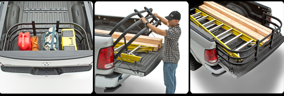 Truck Bed Extender Hd Max By Amp Research