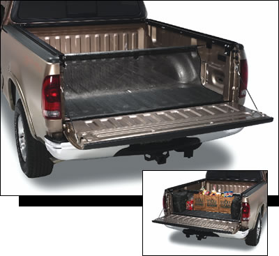 bestop truck bed cargo catcher cargo net