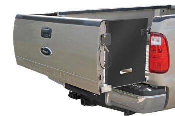 Truck Bed Extender by Dee Zee