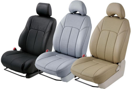 Custom Fit Leather Seat Covers