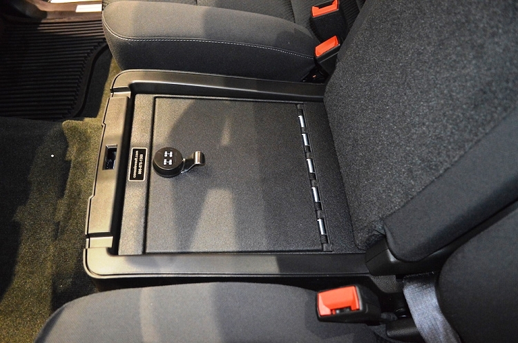 Console Vault Truck And Suv Auto Console Safe By Console