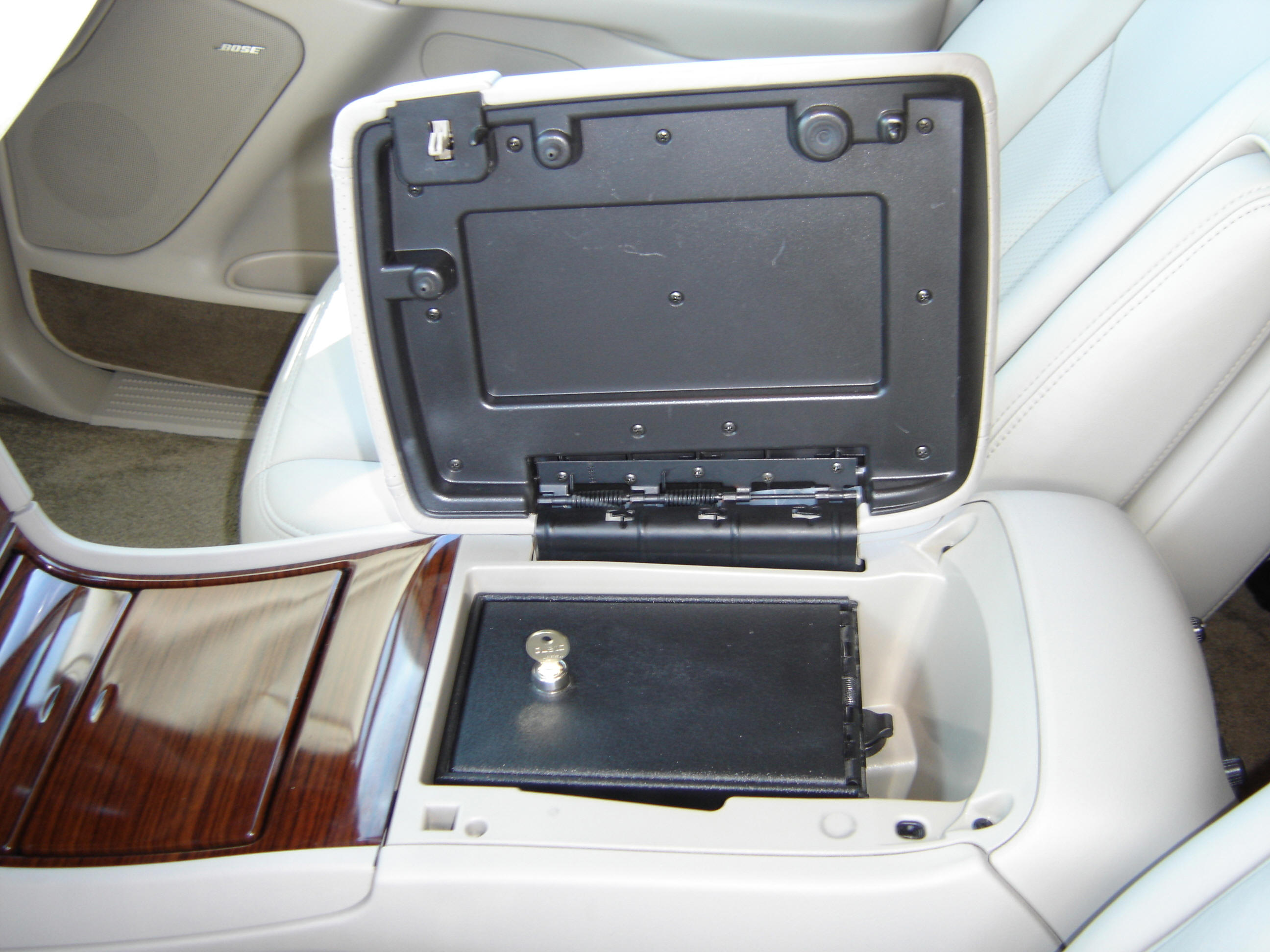 Console vault truck and suv auto safe by