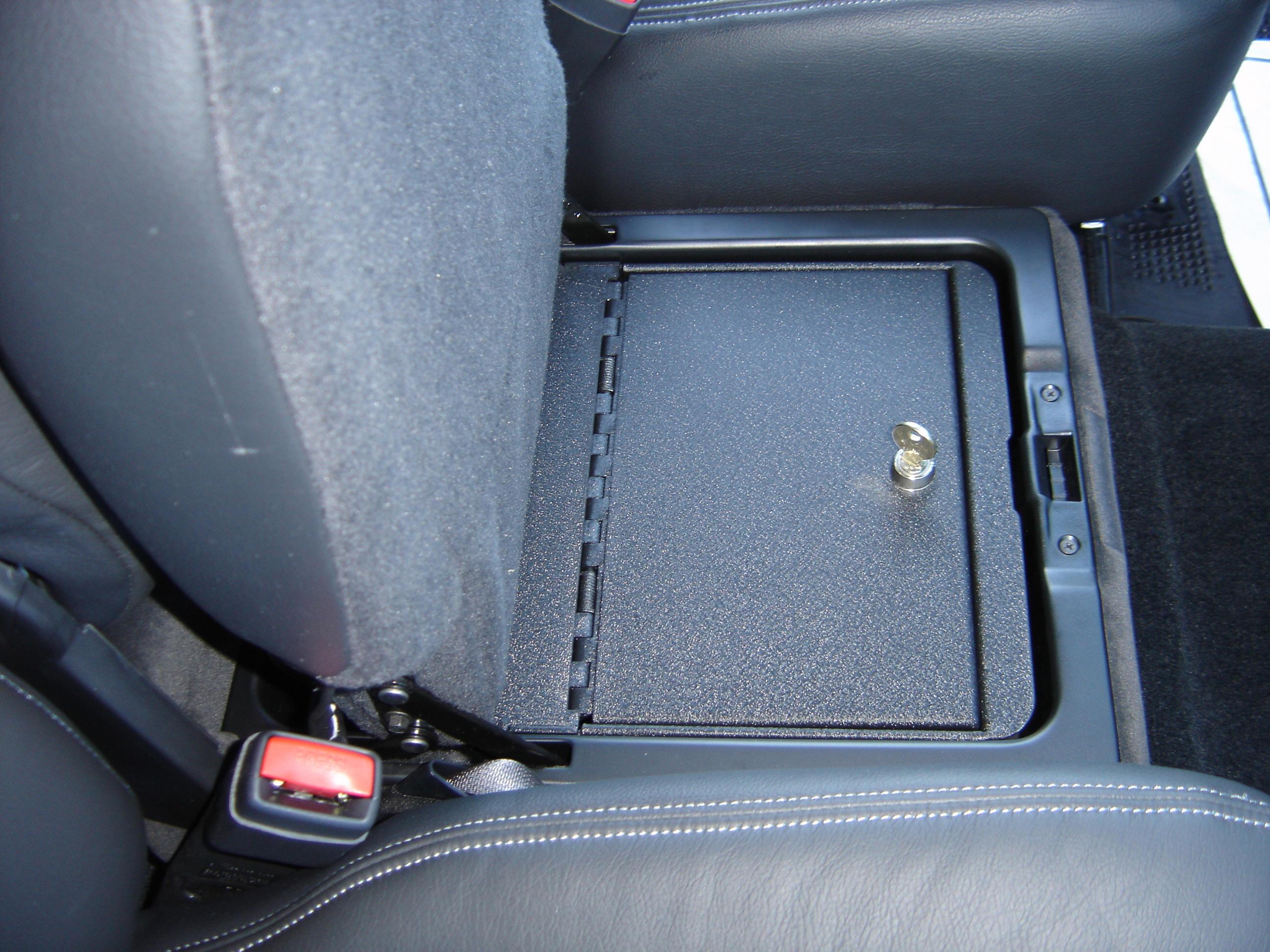 Locking Center Console Dodge Ram Forum Ram Forums