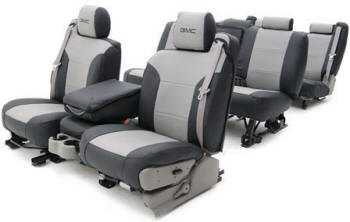 For Many Vehicles Coverking Offers Custom Seat Covers The Rear Seats Also Have Provisions Side Airbags