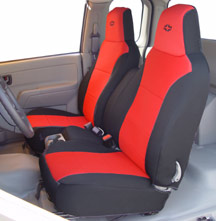Custom Fitted Neoprene Seat Covers For Chevy Colorado