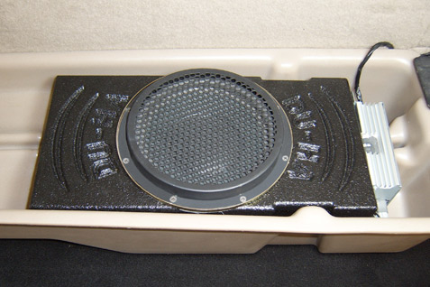 Ford Audiophile Replacement Subwoofer Box