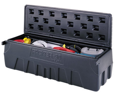 heavy duty plastic truck tool box 2
