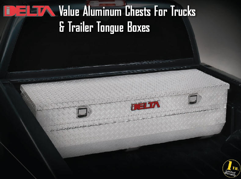 Delta Chest Truck Tool Boxes