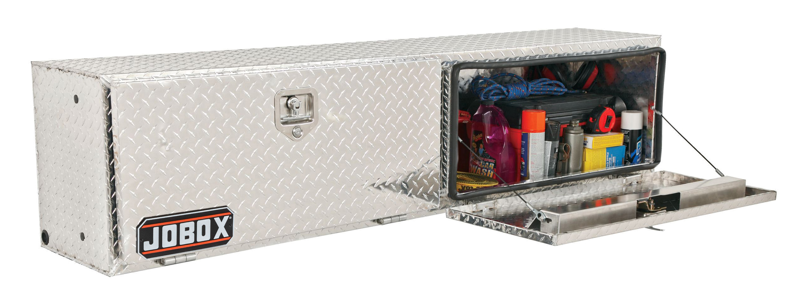 JOBOX Aluminum and Steel Topside Tool Boxes