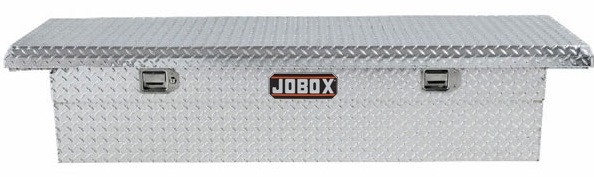 Jobox Aluminum Crossover Single Lid