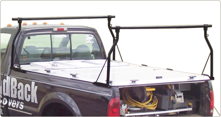 Diamondback Four Post Ladder Rack Truck Bed Rack System the diamondback system the diamondback ladder rack can be used as an ...