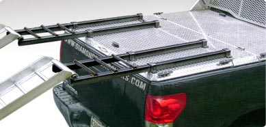 Diamondback Truck Tonneau Cover Rear Extension