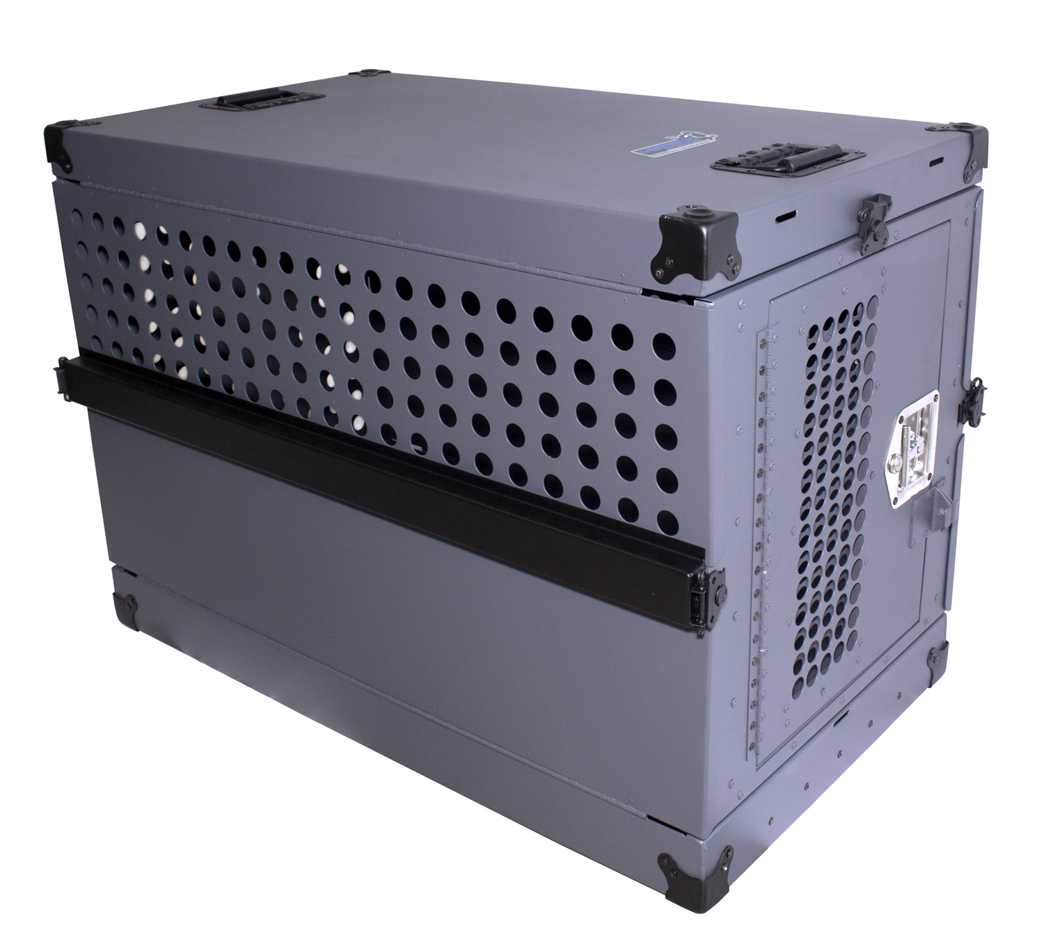 collapsible dog crate heavy duty k9 box collapsible - Collapsible Dog Crate