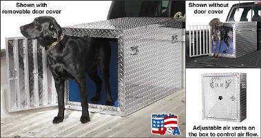 Dog Transport Boxes