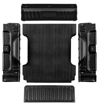 Truck bed liners bed liner for pickups do it yourself truck dual liner plastic truck bed liner solutioingenieria Gallery