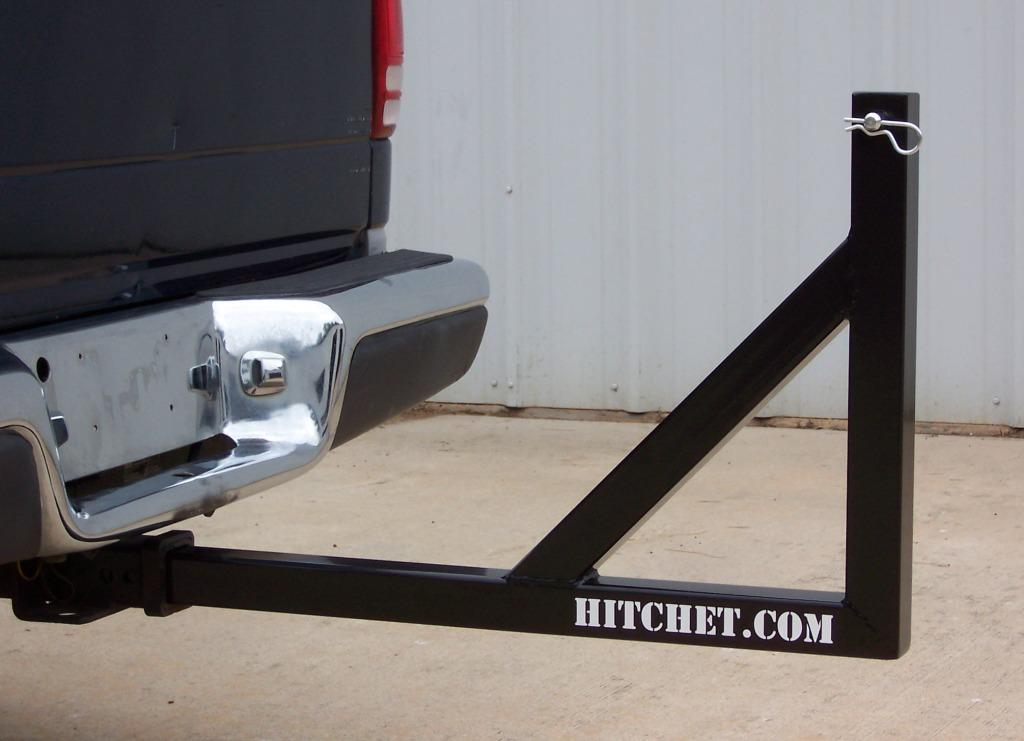 Hitchet Trailer Hitch Mounting Adaptor