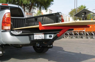 Truck Bed Extenders Tailgate And Hitch Bed Extenders