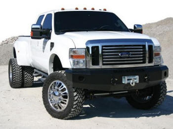 Heavy Duty Front Bumpers