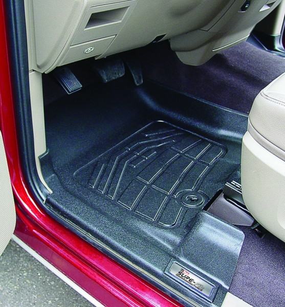 Sure Fit All Weather Floor Liners Mats Cargo Mats