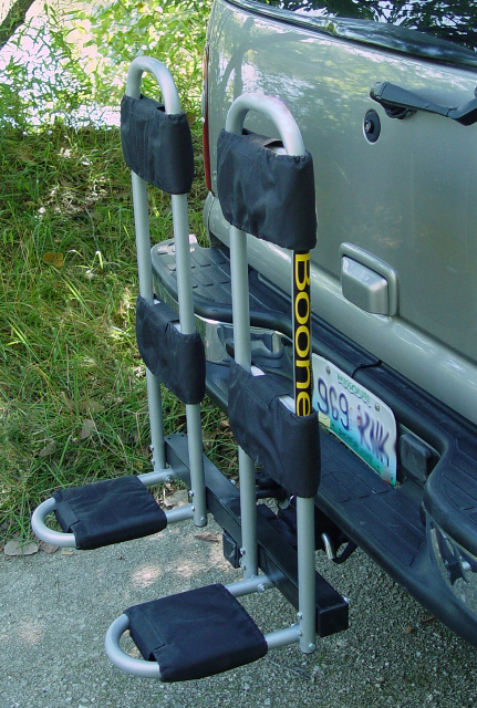 Golf Club Case Hitch Carrier