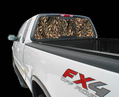 Rear Window Graphics And Decals For Trucks Or Cars - Rear window decals for trucks canada