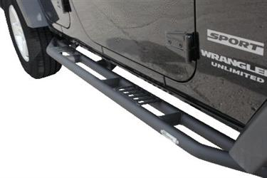Jeep Wrangler Rock Guards
