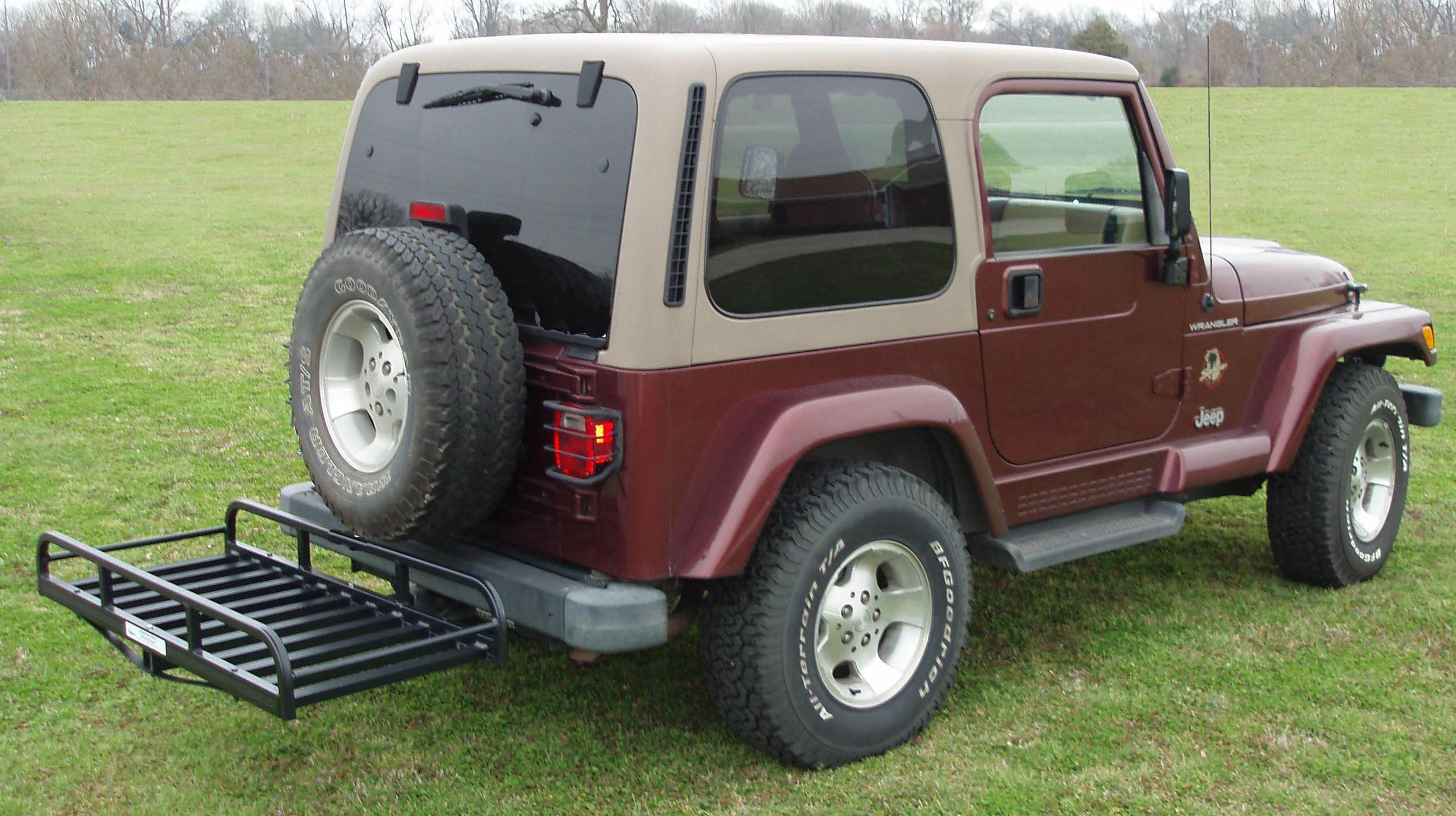 Attn 2dr Deer Hunters Whos Hauled A Dead In Their Jeep Wrangler Forum
