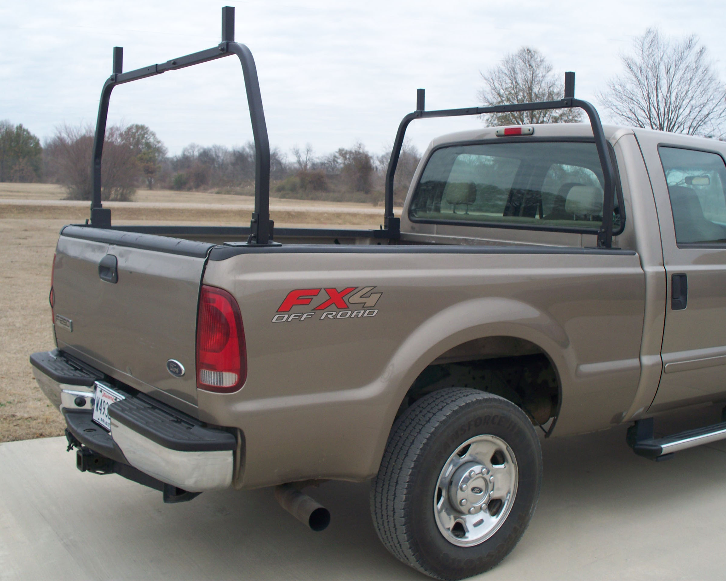 Pickup Ladder Rack Cosmecol