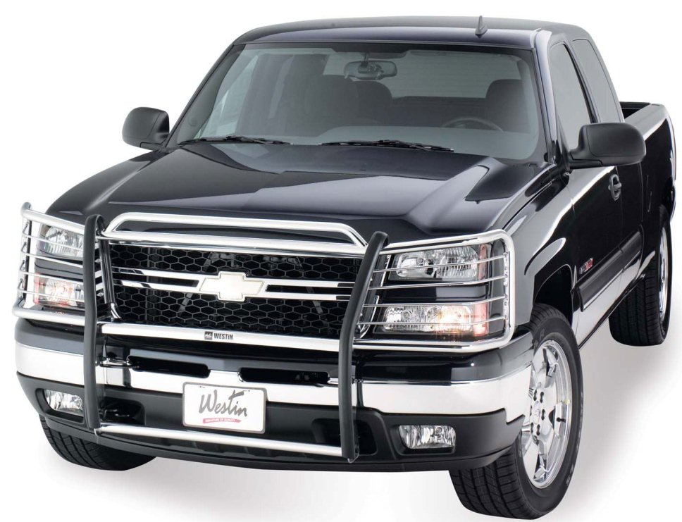 Grill Guards For Trucks : Westin sportsman truck grille guard free shipping