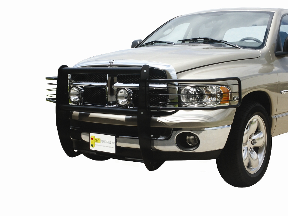 Pickup Brush Guard : Knockdown grilles and brush guard by go industries