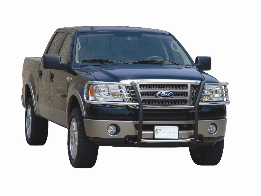 Grille shield truck grill guard by go industries