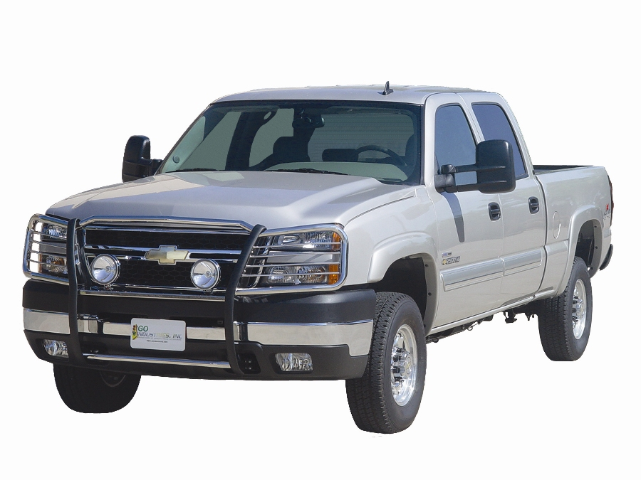 Sunshades For Trucks >> Grille Shield Truck Grill Guard by Go Industries