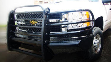 Chevy Front Bumper Replacement Brush Guard