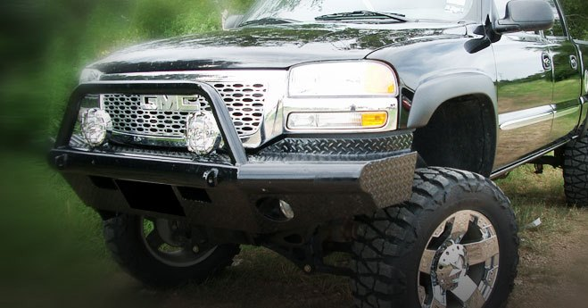 Tough Country Apache Front Bumper Replacement