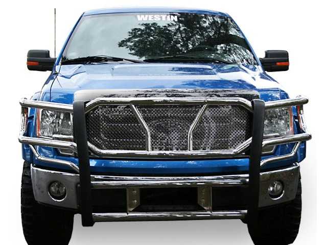 Westin Hdx Grille Guards Heavy Duty Truck Hdx Grill