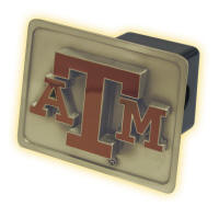 Hitch Cover College Accessory